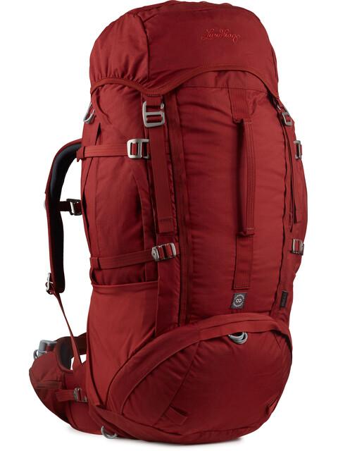 Lundhags Gnaur 60 Backpack Dark Red
